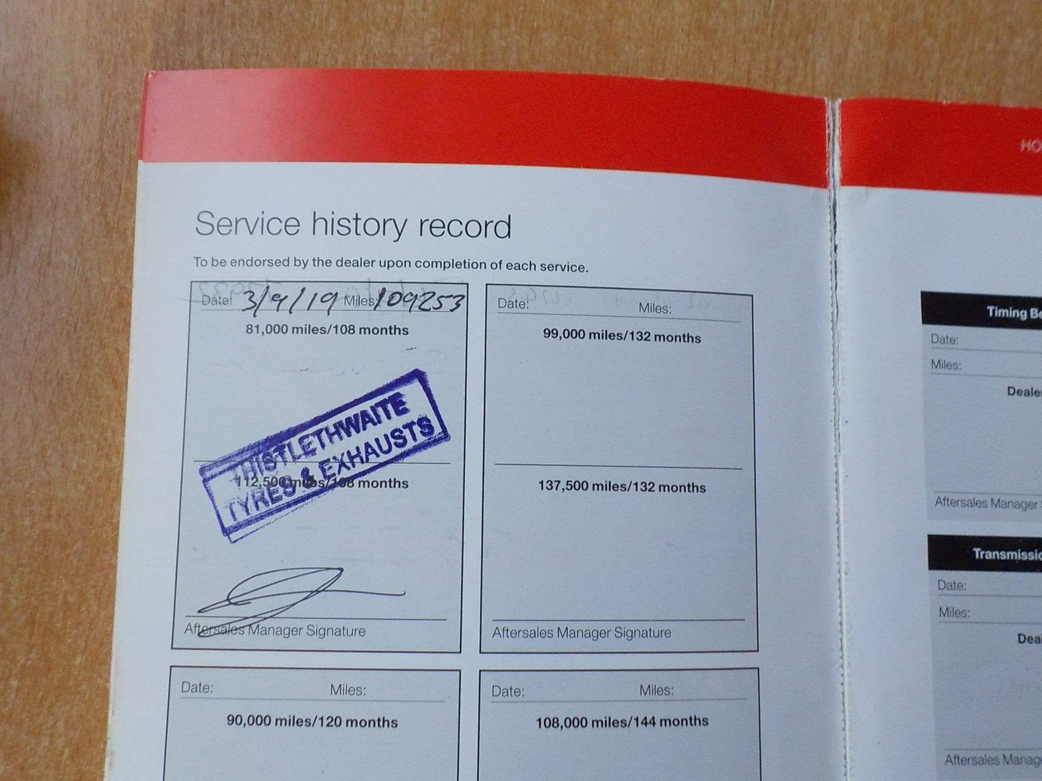Honda Civic 1.6 i-VTEC Executive 5dr