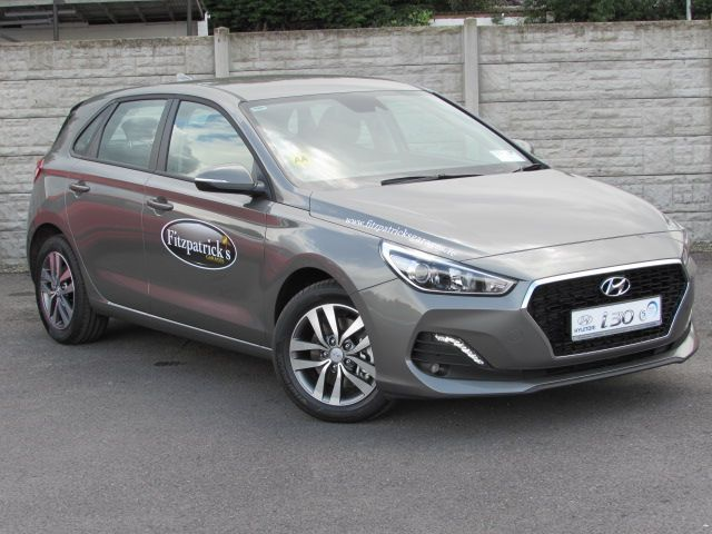 Hyundai i30 DELUXE 1.6 DIESEL WITH UNLIMITED MILEAGE WARRANTY FOR 5 YEARS ANY TRADE IN WELCOME