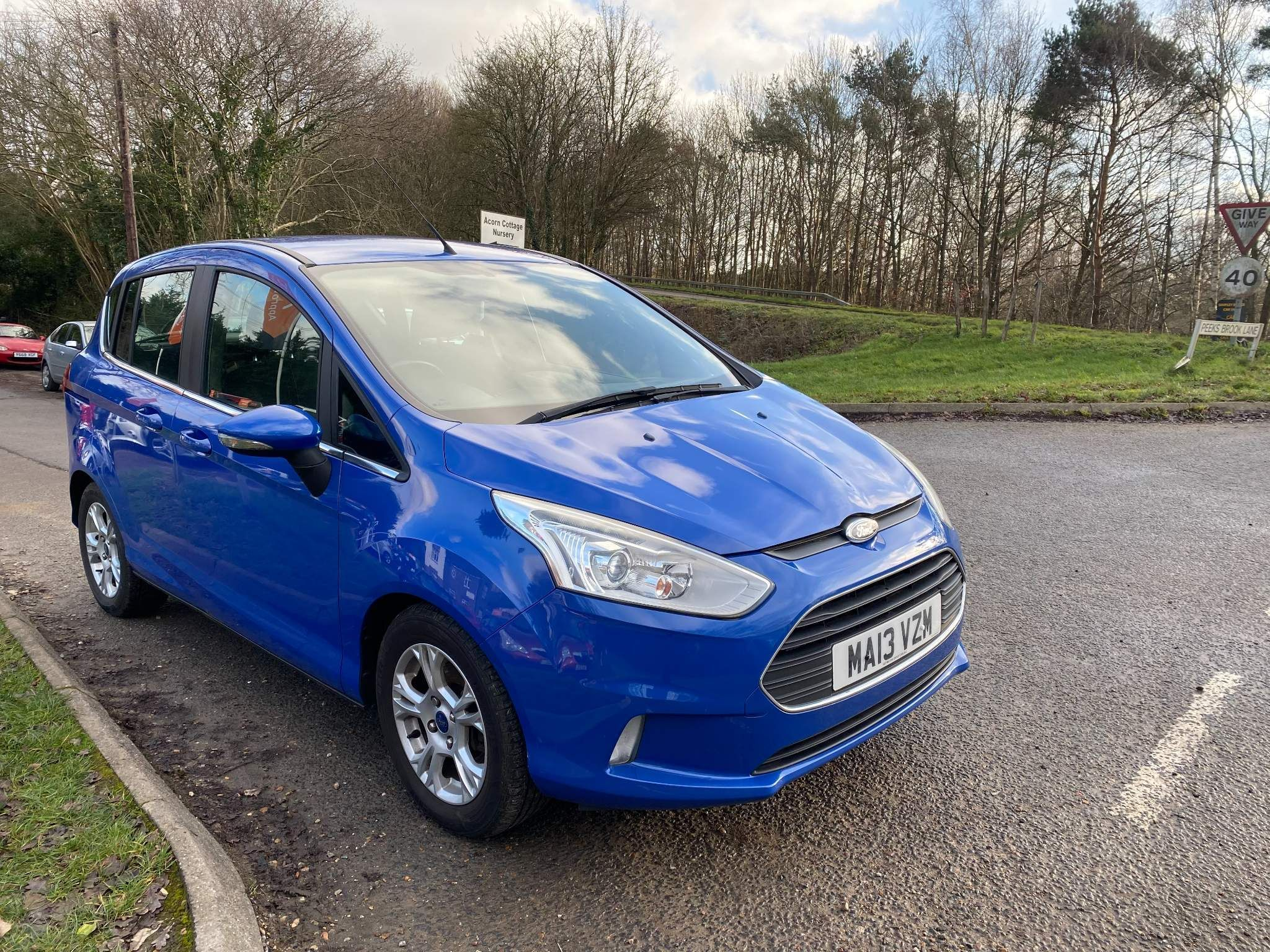 Used Ford B-Max for sale