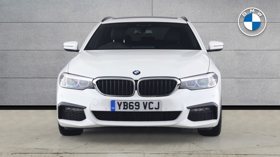 Image 16 - BMW 520d M Sport Touring (YB69VCJ)