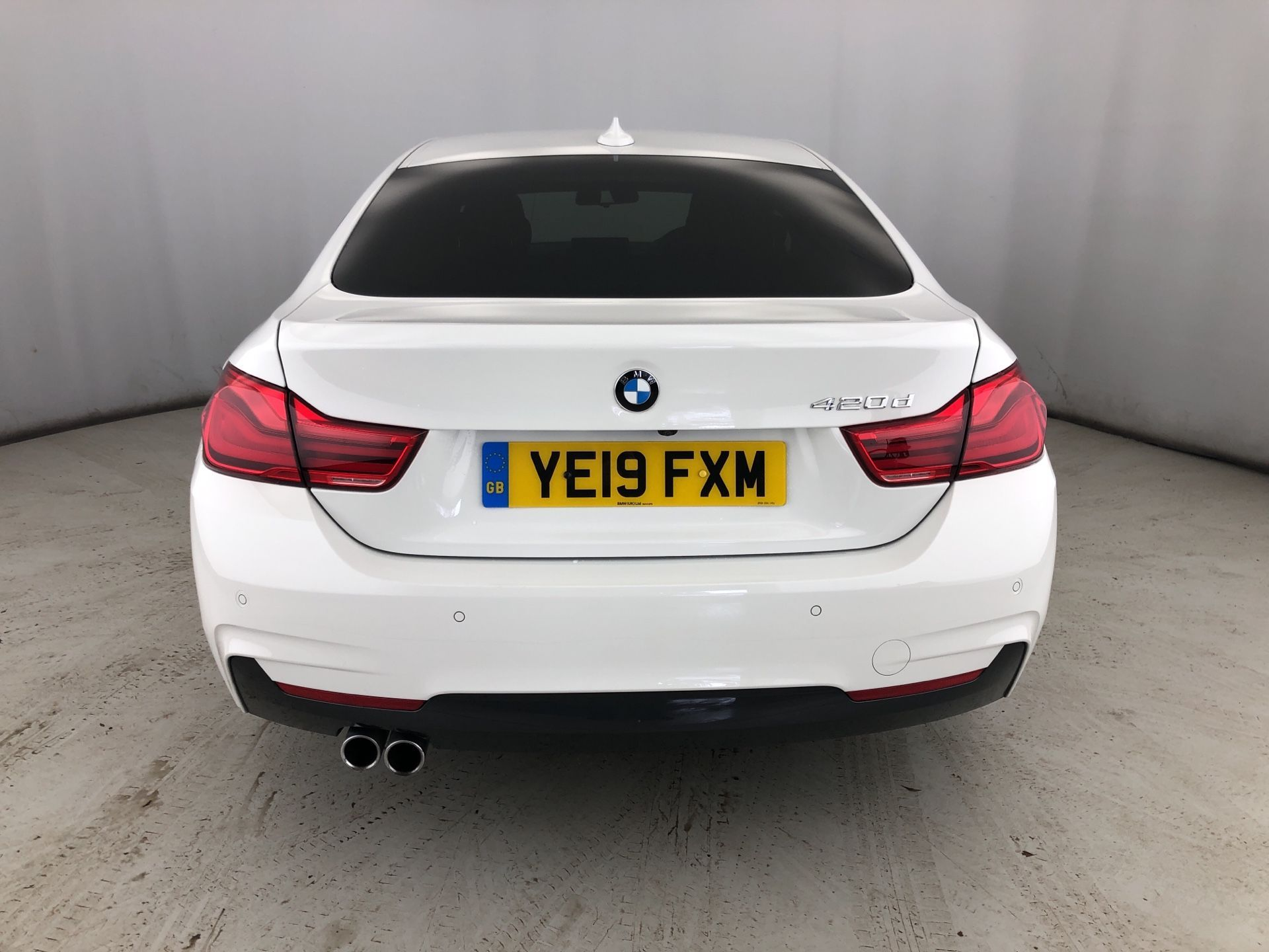 Image 16 - BMW 420d M Sport Gran Coupe (YE19FXM)