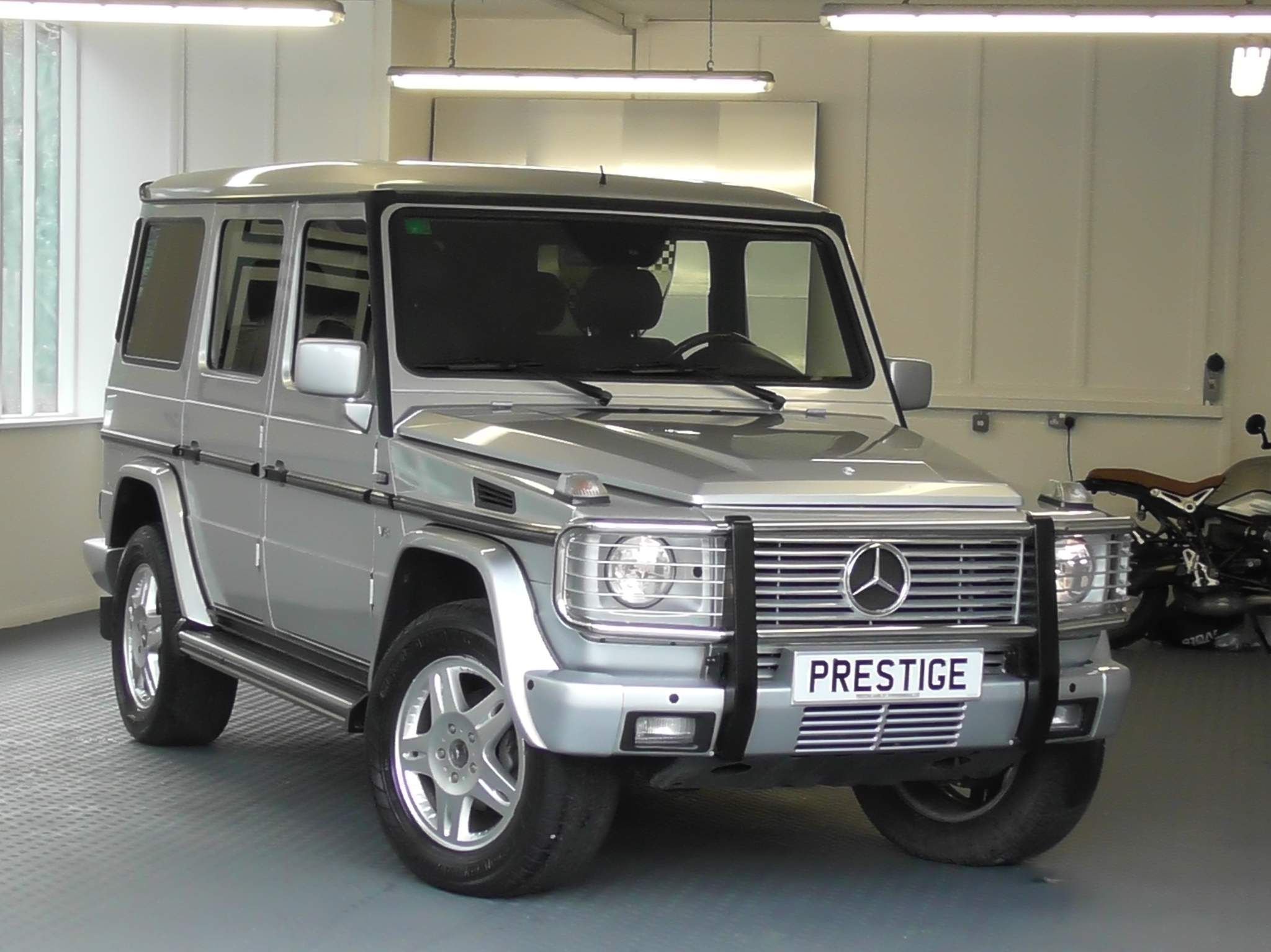 Silver Mercedes Benz G Class Used Cars For Sale Autotrader Uk