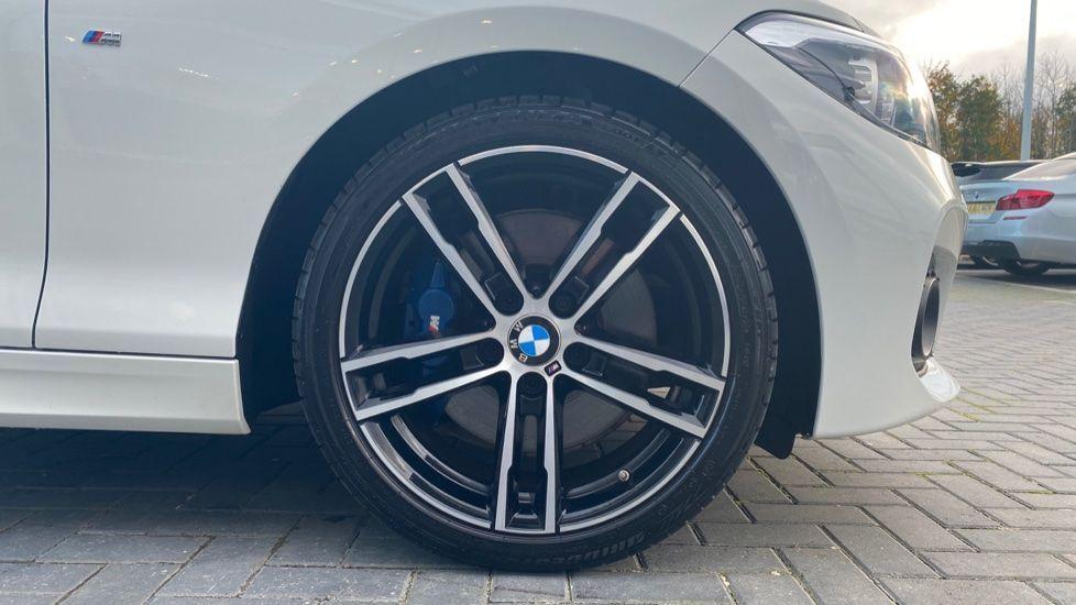 Image 17 - BMW 116d M Sport Shadow Edition 5-door (CY19FSZ)