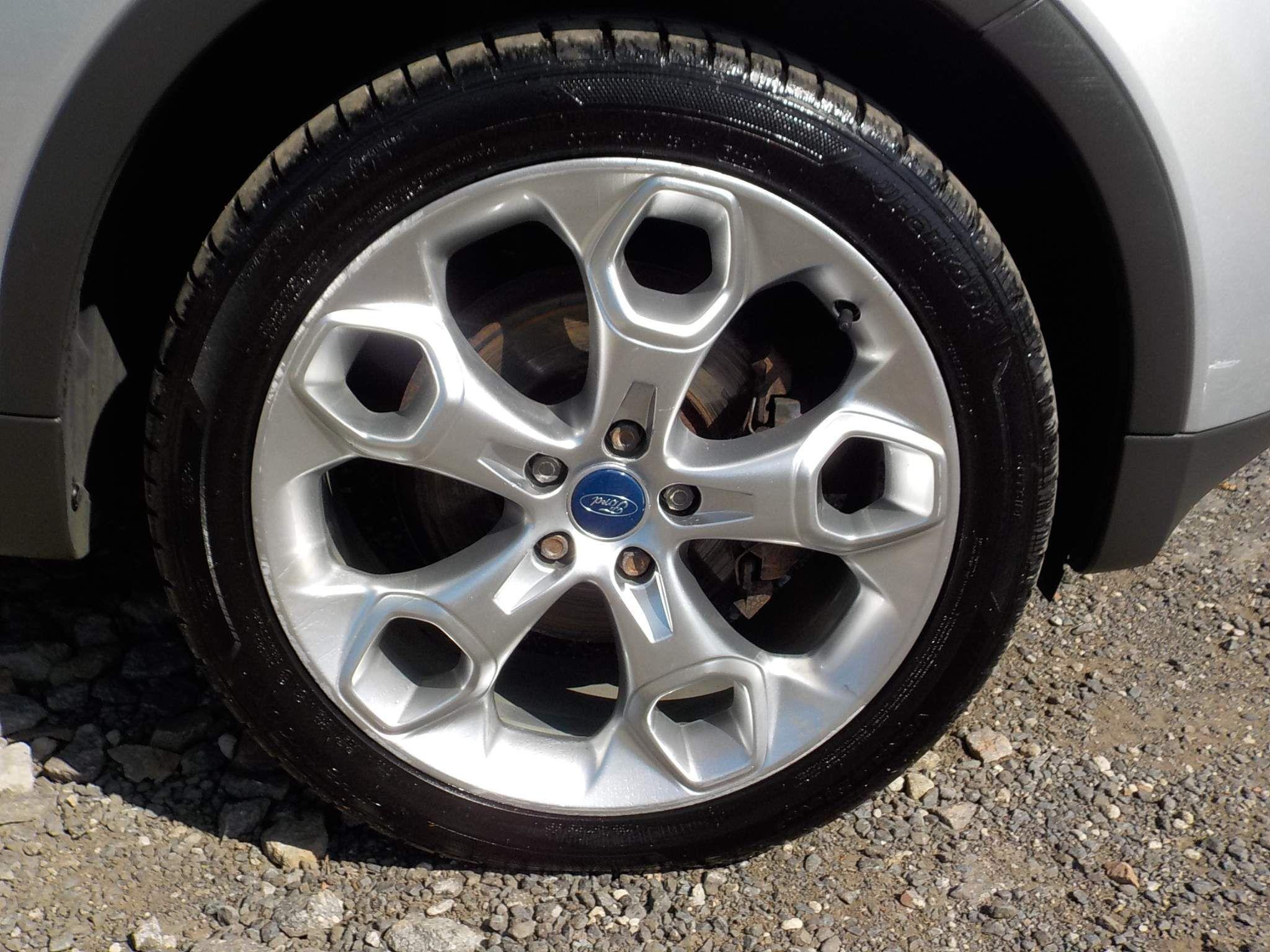 Ford Kuga 2.0 TDCi Titanium 4x4 5dr