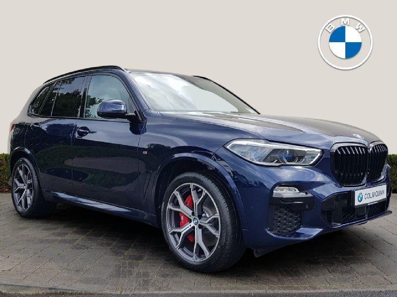 BMW X5 xDrive45e M-Sport