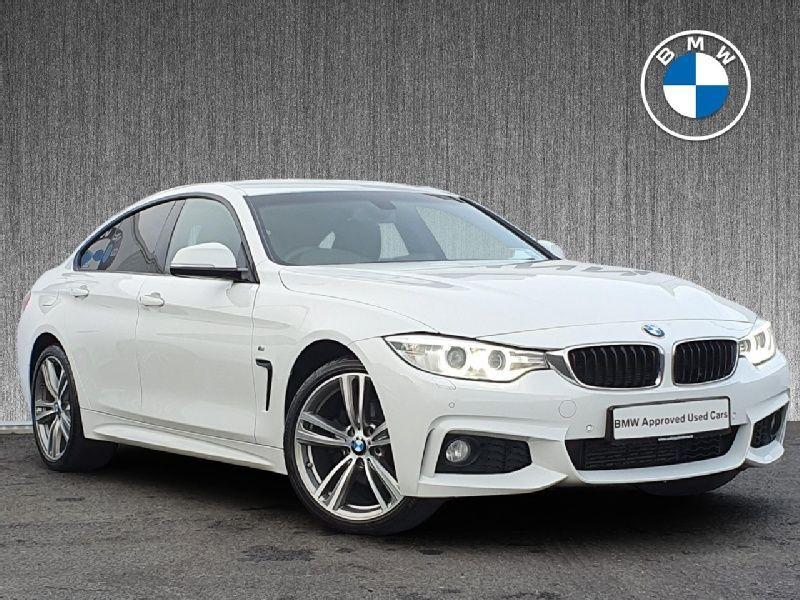 BMW 4 Series 420d M Sport xDrive Gran Coupe