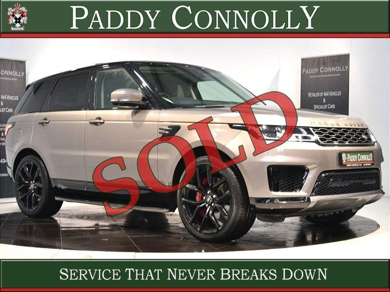 Land Rover Range Rover Sport 202D *5 Seat N1 Bus.Class* P400e HSE SILVER