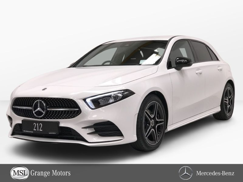 Mercedes-Benz A-Class A160 AMG Line  ''Night Package''