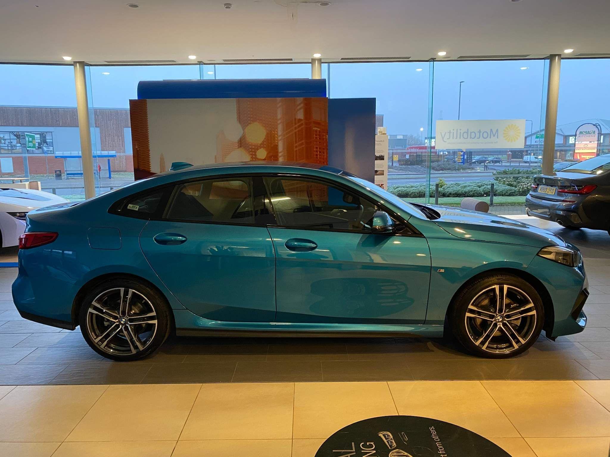 Image 3 - BMW 218i M Sport Gran Coupe (ML20OLP)