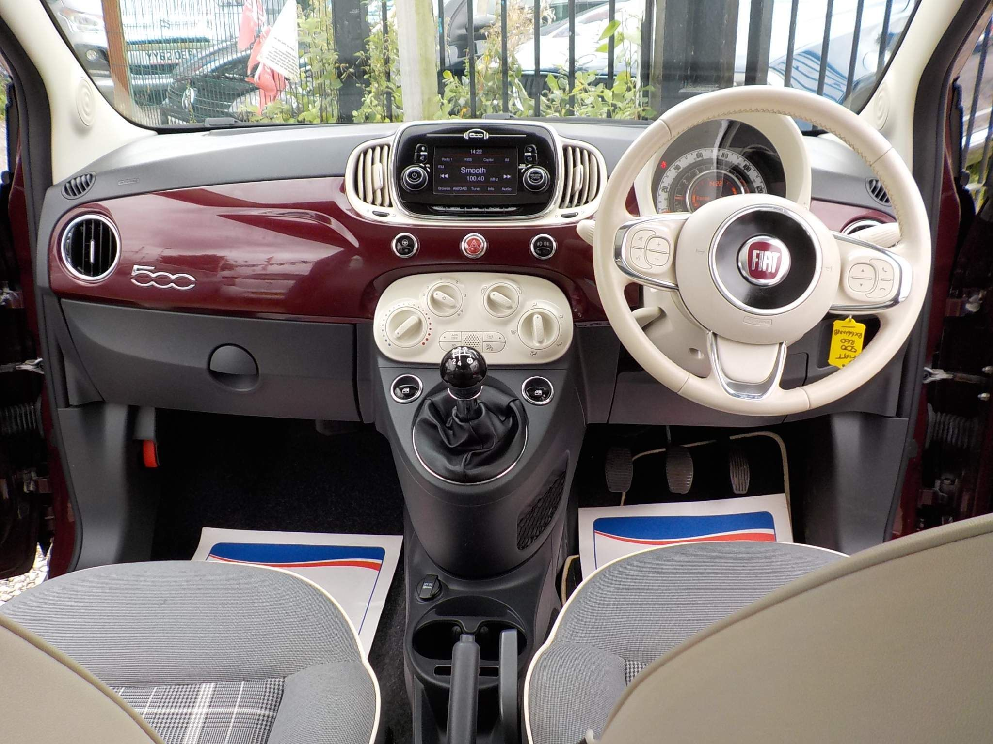 Fiat 500 1.2 8V Lounge (s/s) 3dr