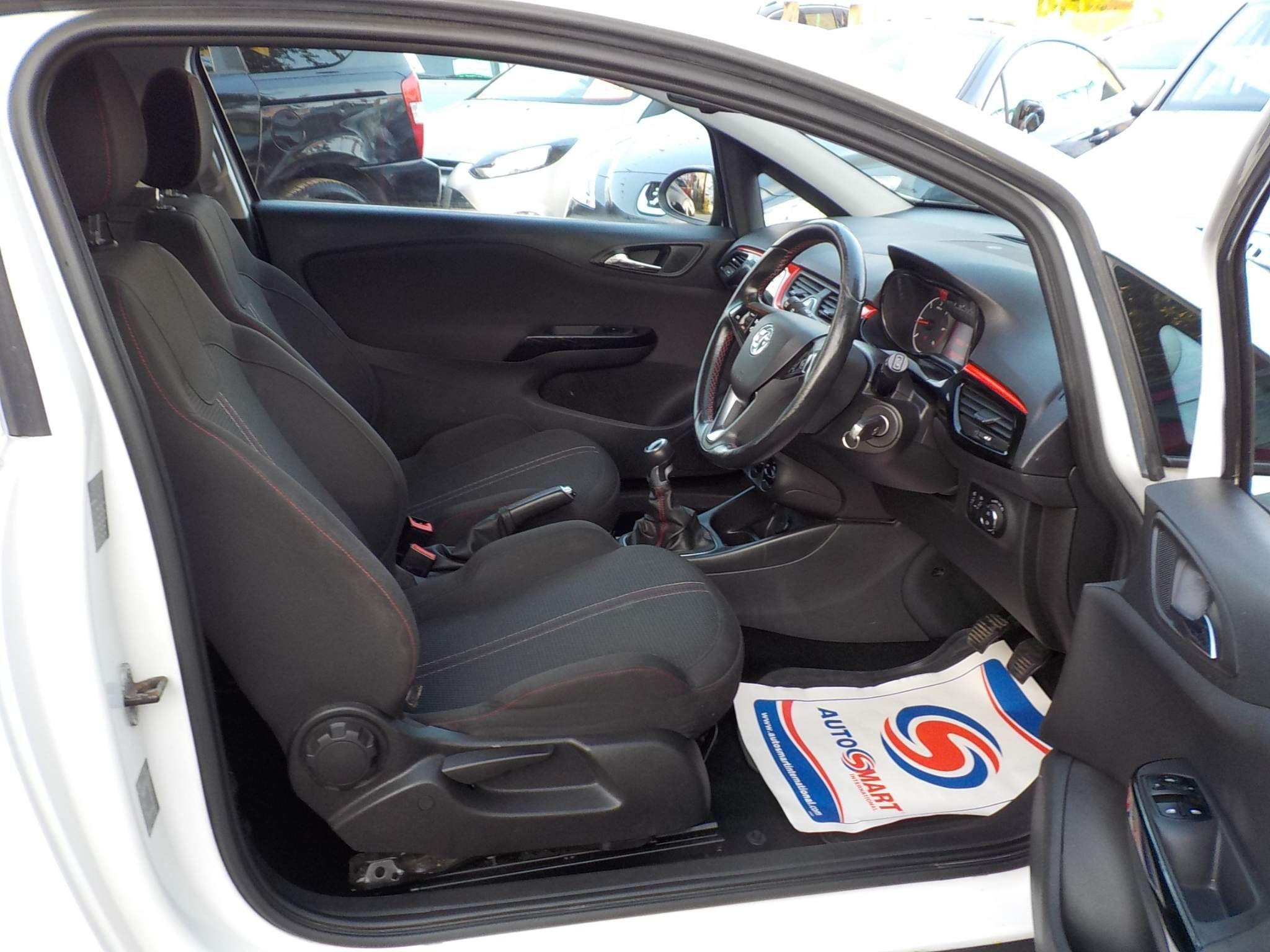Vauxhall Corsa Van 1.3 CDTi 16v Sportive L1H1 Panel Van 3dr (EU6)