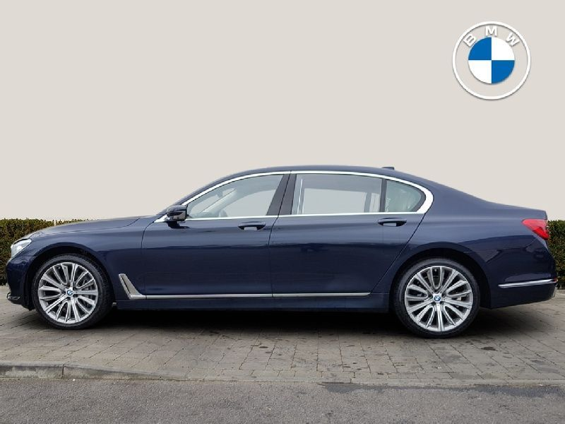 Used BMW 7 Series 730Ld Exclusive Saloon (2018 (181))