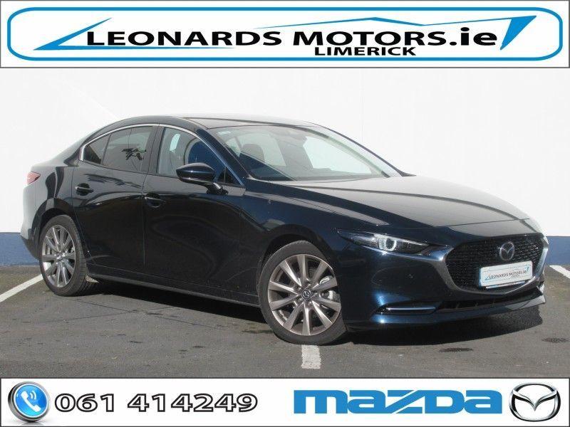 Mazda Mazda3 DEMO SKY-X GS-L SPORT 4DR