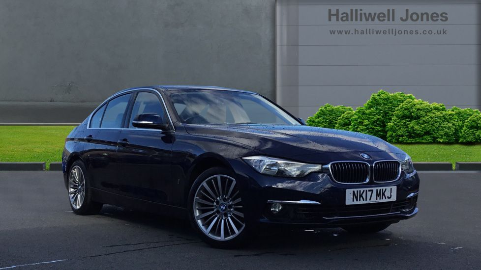 Image 1 - BMW 330e Luxury Saloon (NK17MKJ)