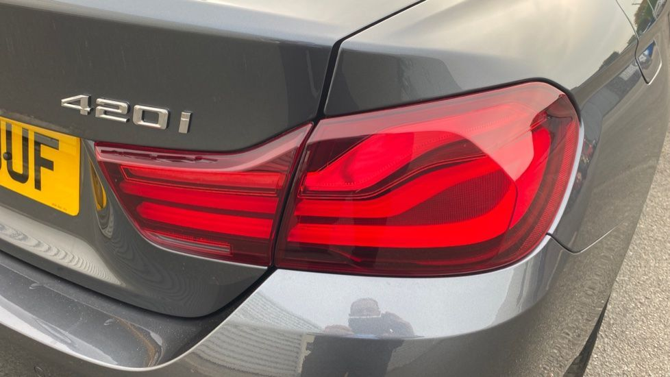 Image 22 - BMW 420i xDrive M Sport Coupe Auto (YG20JUF)