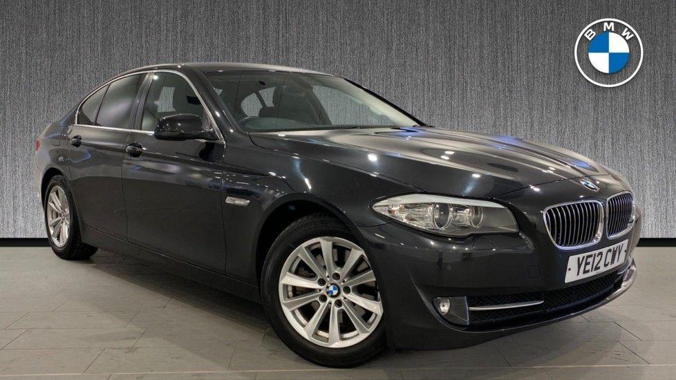 Image 1 - BMW 520d Efficient Dynamics (YE12CWY)