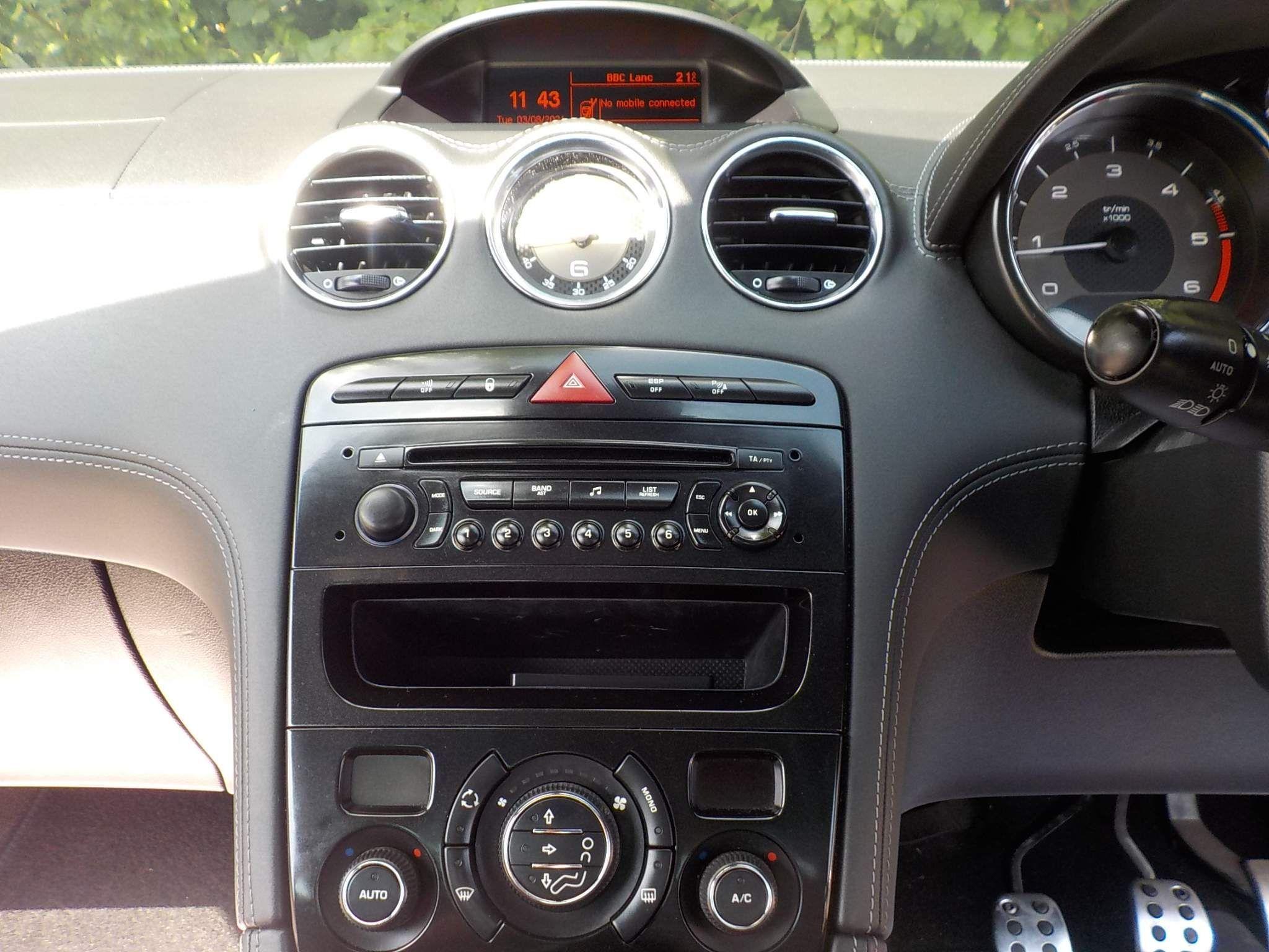 Peugeot RCZ 2.0 HDi GT 2dr