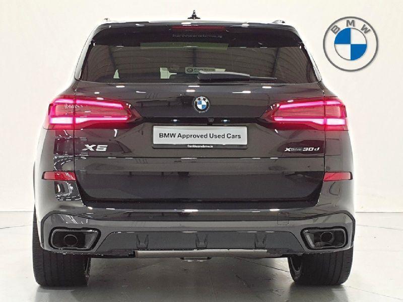 Used BMW X5 X5 xDrive30d M Sport (2021 (211))