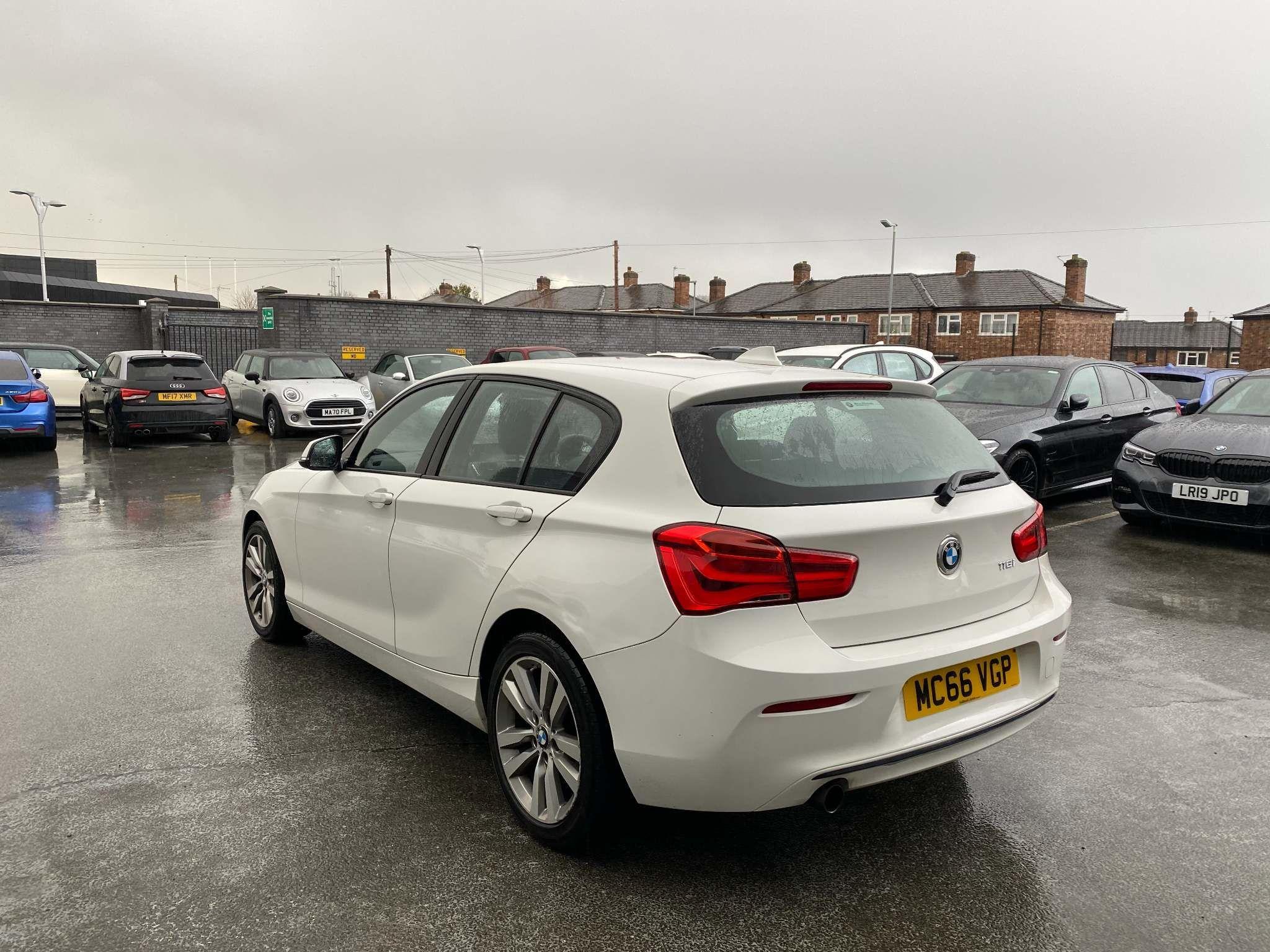 Image 2 - BMW 118i Sport 5-Door (MC66VGP)