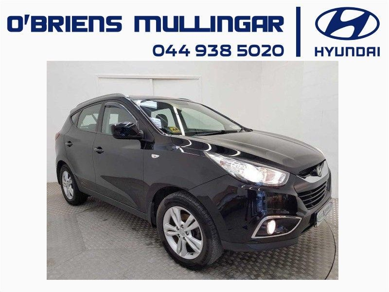 Hyundai ix35 1.7 EXECUTIVE 4DR