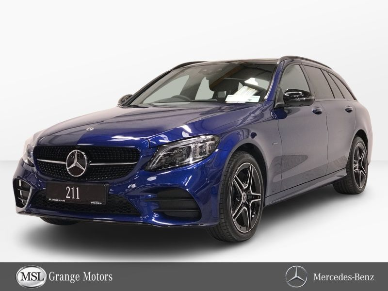 Mercedes-Benz C-Class C300DE Estate AMG Line Premium + Auto PHEV Night Edition