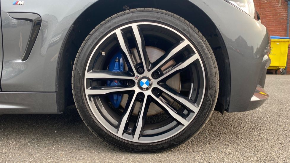 Image 14 - BMW 420i xDrive M Sport Coupe Auto (YG20JUF)