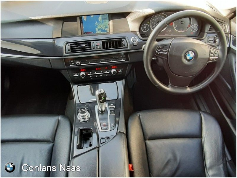 Used BMW 5 Series 520d SE Auto (2012)
