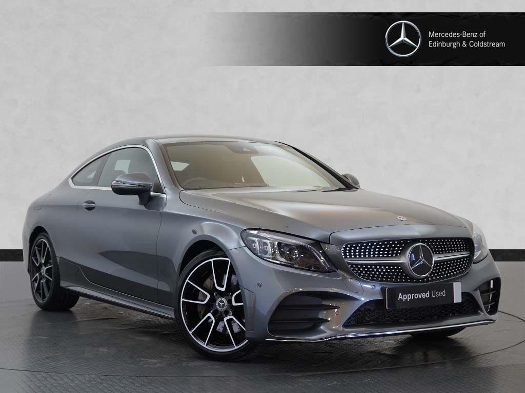 /Mercedes-Benz C-Class Coupe