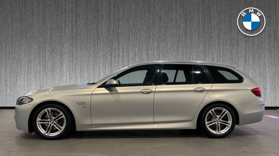 Image 3 - BMW 520d M Sport Touring (YB14MHK)