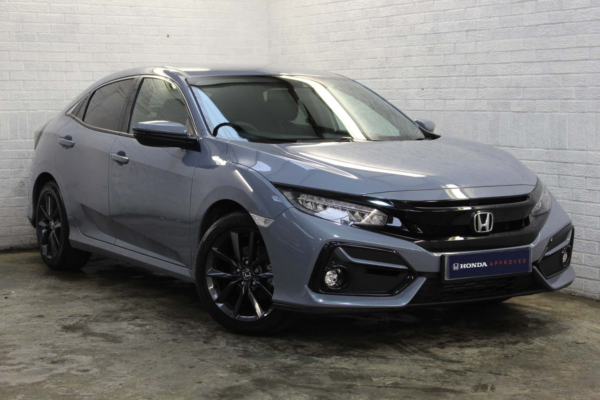 Honda Civic 1.0 VTEC Turbo SR (s/s) 5dr
