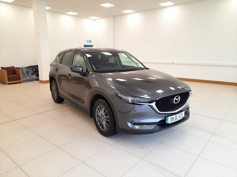 Mazda CX-5 2WD EXECUTIVE SE MANUAL