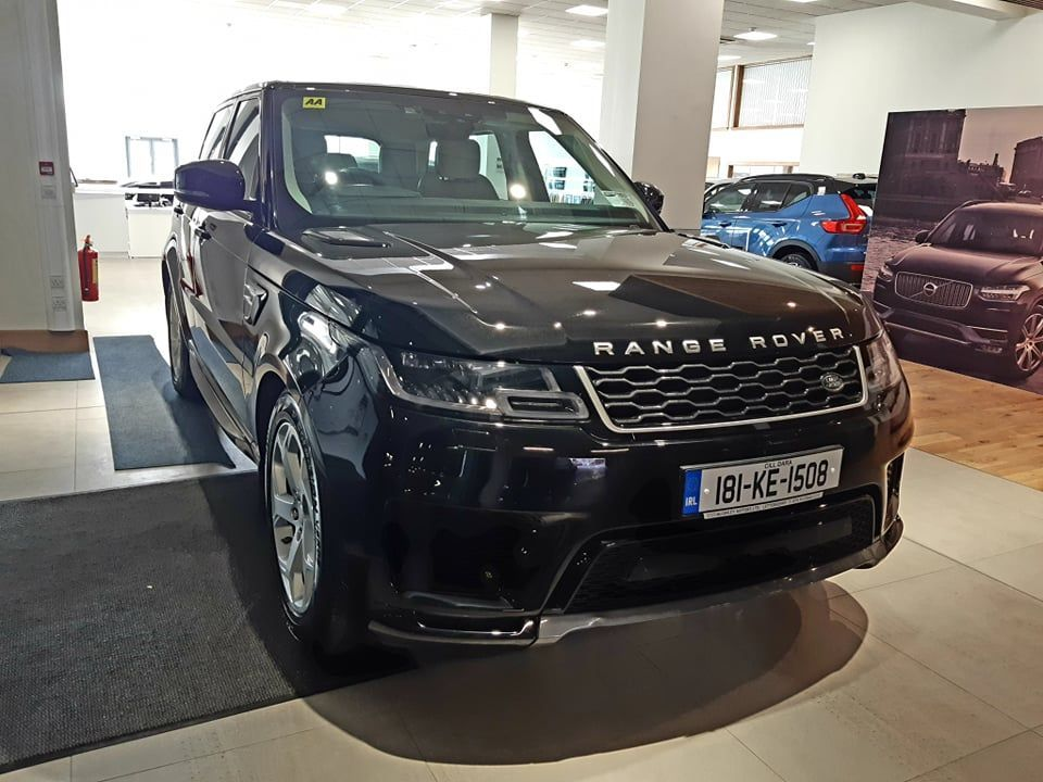 Used Land Rover Range Rover Sport 3.0 HSE AUTOMATIC TDV6 (2018 (181))