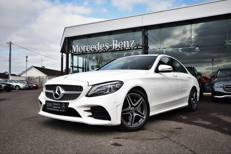 Mercedes-Benz C-Class C220d AMG Line Premium 9G-Tronic Auto