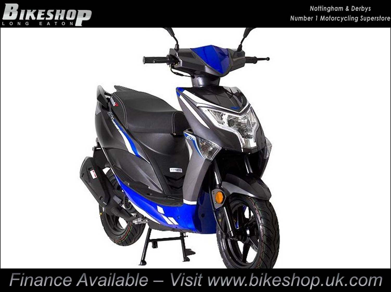 Lexmoto Echo 50 Moped