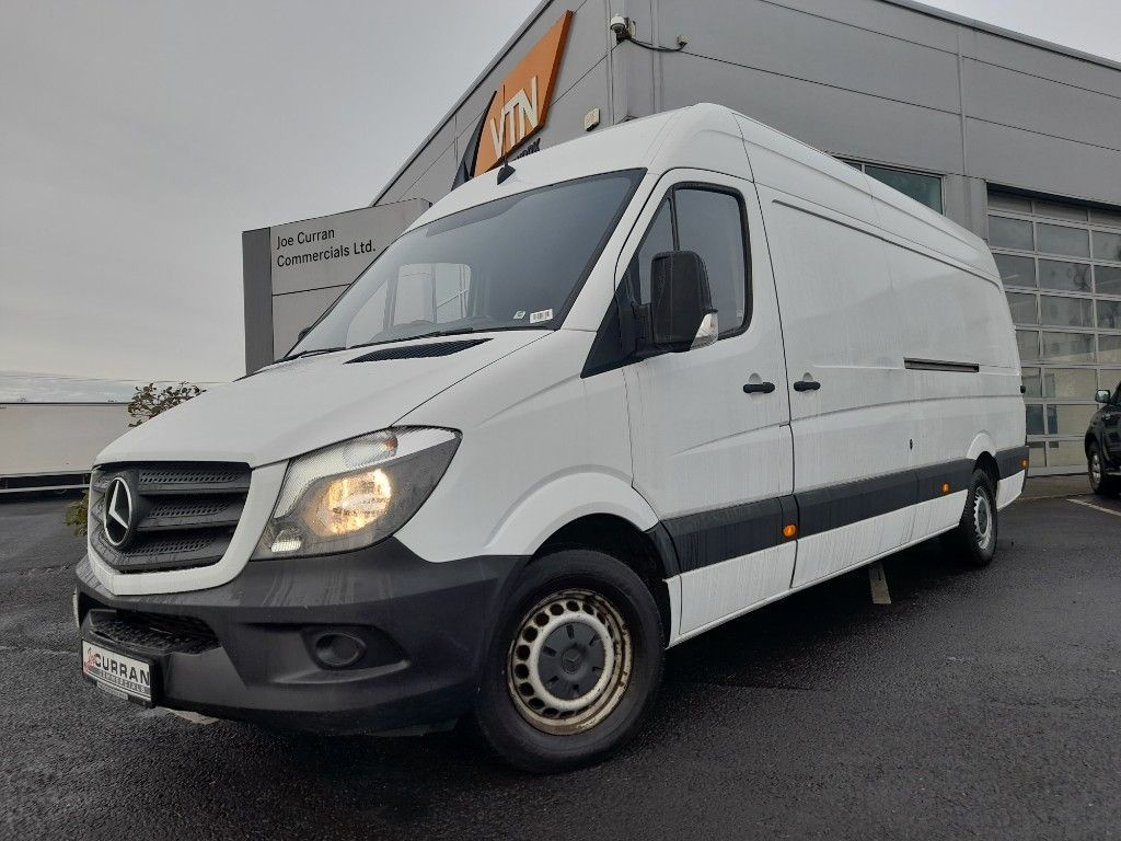 Mercedes-Benz Sprinter SPRINTER 314 LWB NEW CVRT WARRANTY