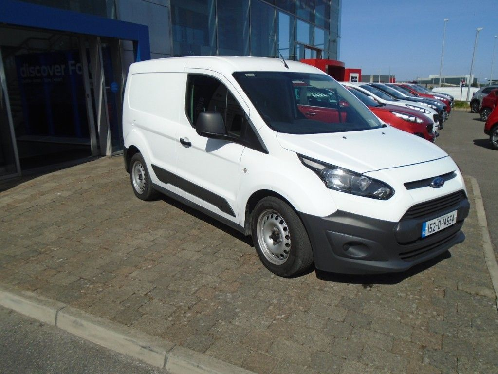 Used Ford Transit Connect SWB BASE MODEL * JULY SCRAPPAGE AVAILABLE * (2015 (152))