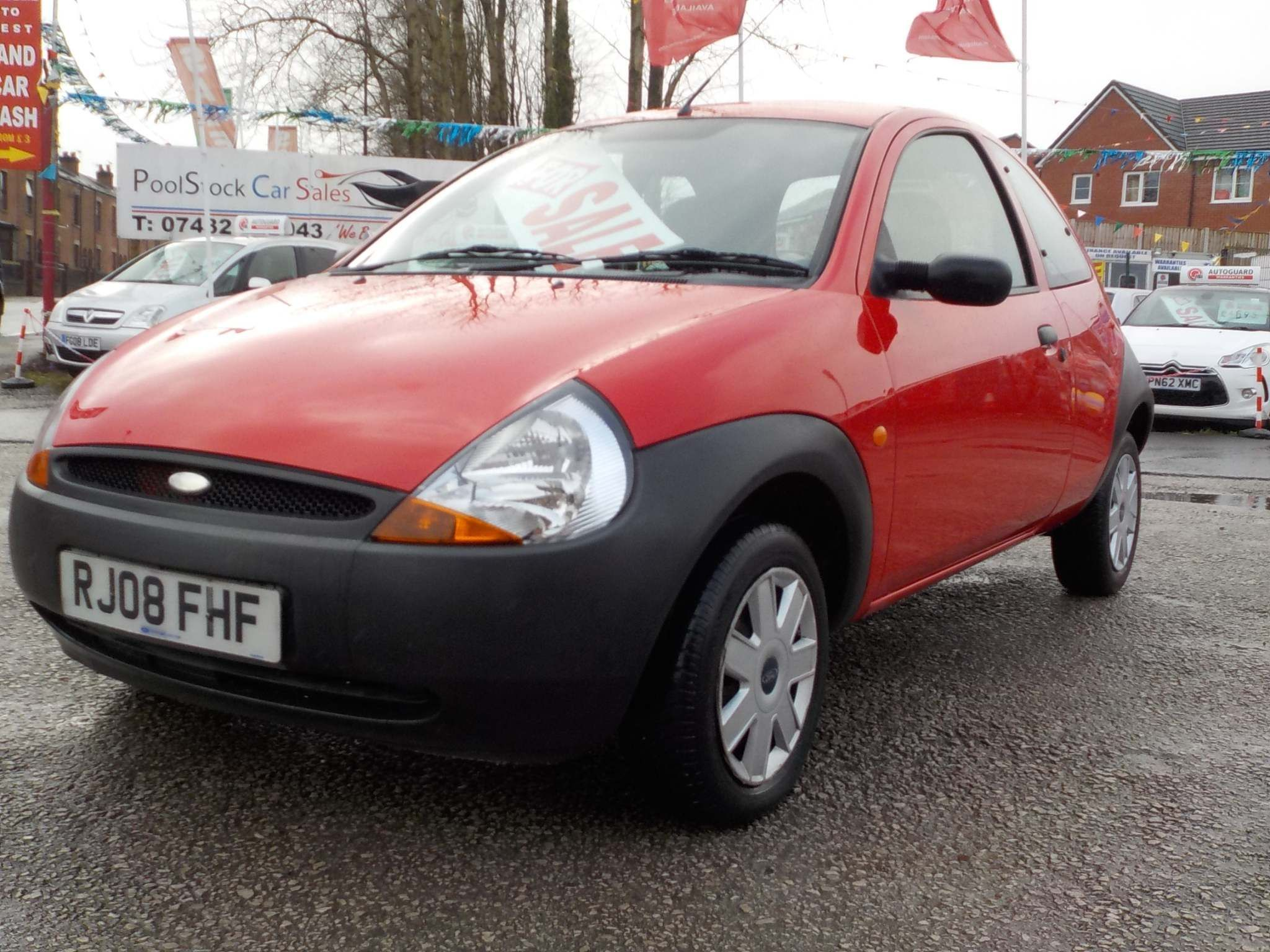 Ford Ka 1.3 Studio 3dr