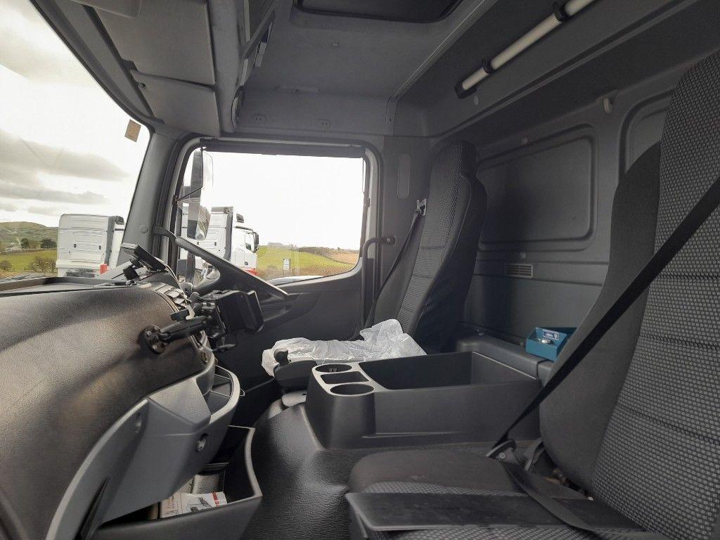 Used Mercedes-Benz Axor AXOR TWIN EVAP FRIDGE NEW CVRT WARRANTY (2013 (131))