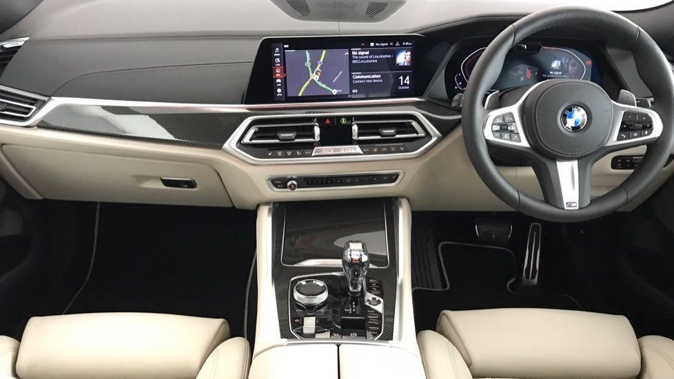 Image 4 - BMW xDrive40i M Sport (YF69MVJ)