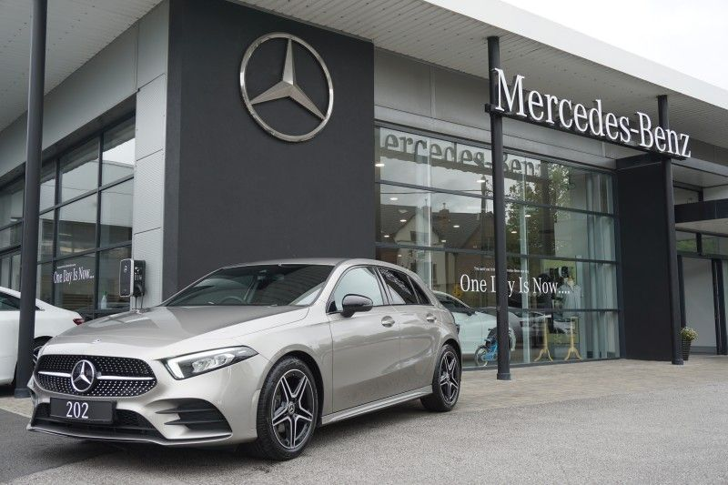 Mercedes-Benz A-Class 180 Petrol Auto AMG**NIGHT PACK**