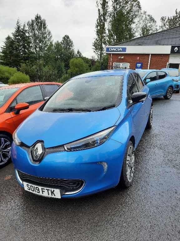 Renault Zoe Dynamique Nav R110 Z.E.40 Leas