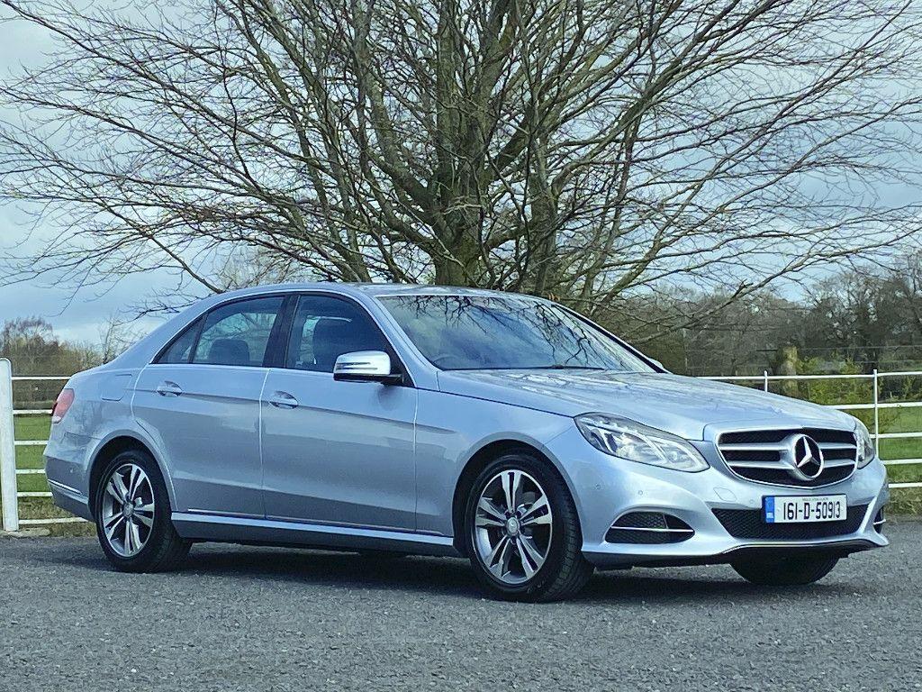 Mercedes-Benz E-Class E220 CDI BlueTEC SE (AVANTGARDE) AUTO // IMMACULATE CONDITION