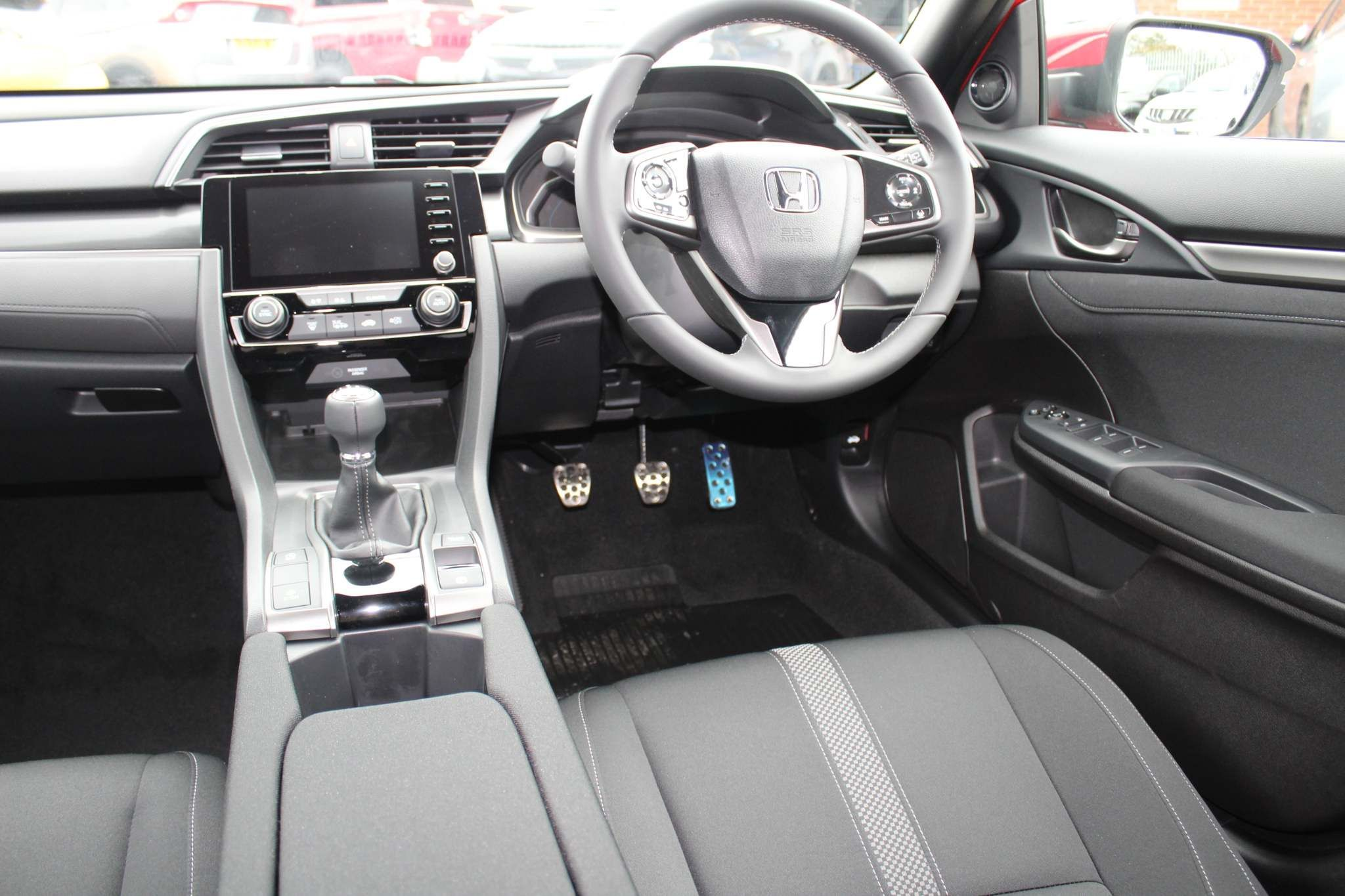 Honda Civic 5 Door Images