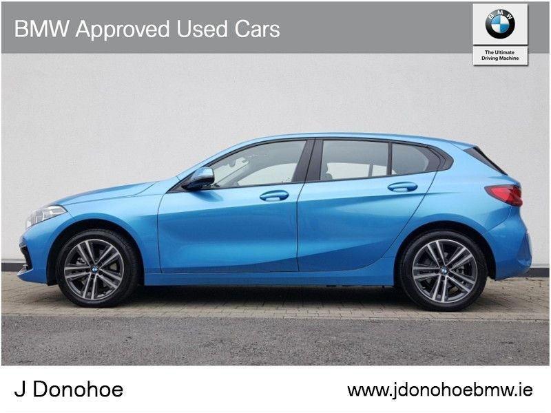 Used BMW 1 Series 116d Sport (2020 (201))