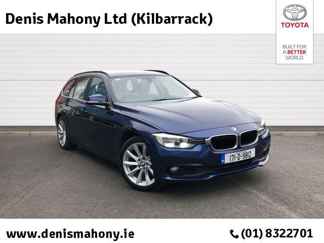 BMW 3 Series 316D SE ESTATE @ DENIS MAHONY KILBARRACK