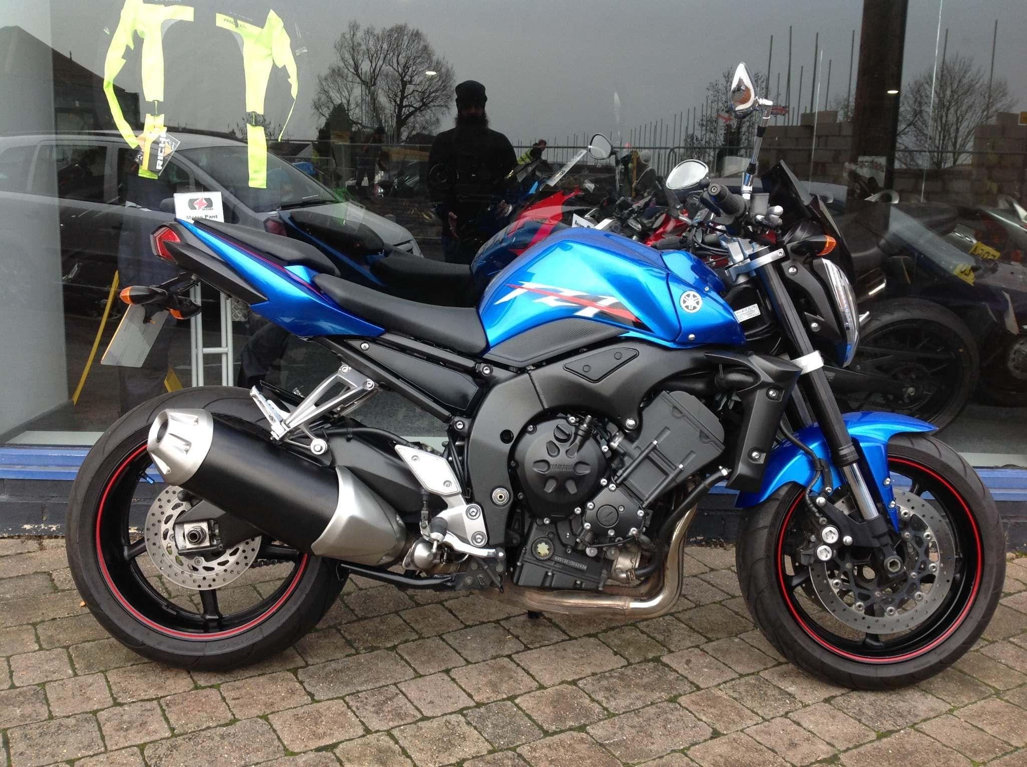 Yamaha FZ1 1000 FZ1
