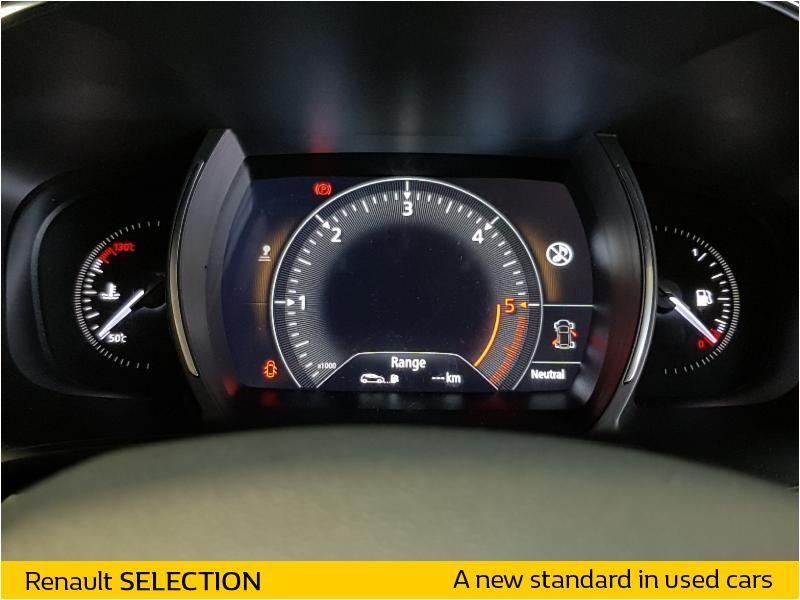 Used Renault Megane ICONIC BLUE DCI 115 (2020 (201))