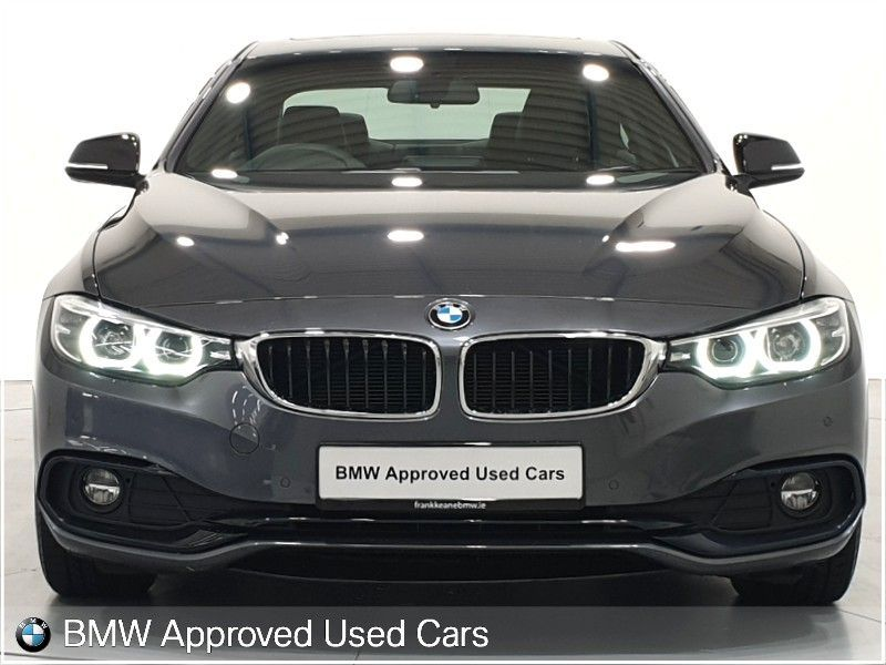 Used BMW 4 Series 420d Sport Coupe (2017 (172))