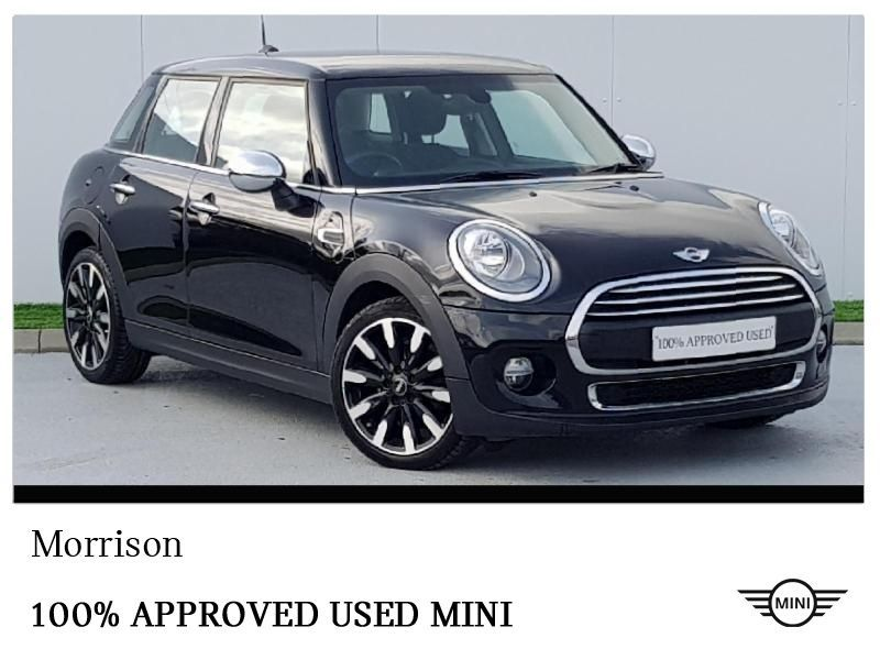 MINI Hatch 5-Door Hatch One D
