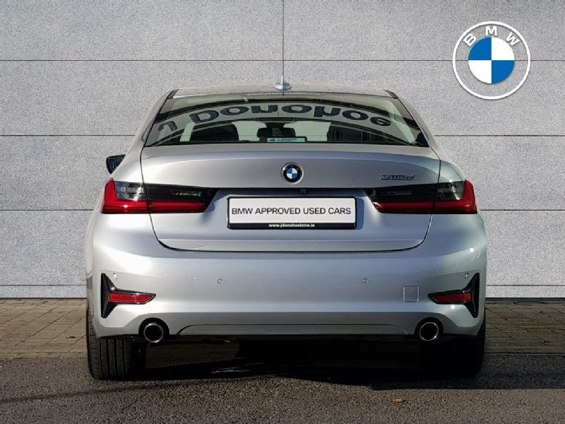 Used BMW 3 Series 318d SE Saloon (2020 (201))